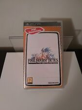 Final Fantasy Tactics The War of the Lions PSP (Region Free) Sealed