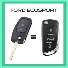 Ford ECOSPORT Remote Flip Key