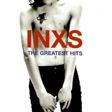 INXS - THE GREATEST HITS CD (BEST OF) MICHAEL HUTCHENCE / AUSTRALIEN KULT-ROCK