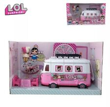 LOL Surprise House Doll Dolls Toys Anime gift for girls,LOL bus ,toys