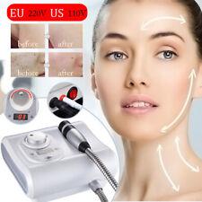 Cryo Cool Hot Mesotherapy Skin Hammer Face Lifting Anti-Aging Facial Machine US