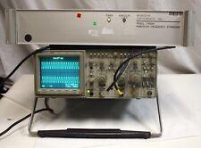 Novatech 1450a Rubidium Frequency Standard W Efratom Slcr 101 Oscilator Sku 2816