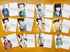 EXO PHOTO CARD ((009)) - KOLON MARIE CLAIRE ver. - allof12 a/