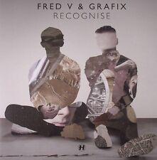 Fred V & Grafix-reconocer Lp Vinilo Hospital - 2 X (Gatefold) - Drum and bass
