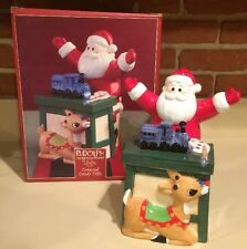 Lenox Rudolph the Red Nose Reindeer Covered Candy Dish