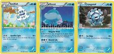 Pokemon Brycen Complete Deck - Vanillish - Cryogonal - Beartic x- NM - 60 Cards