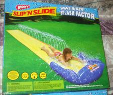 Wham-o SLIP'N'SLIDE Water Slide 18 FT.  Wave Rider Splash Factor New in Unopened