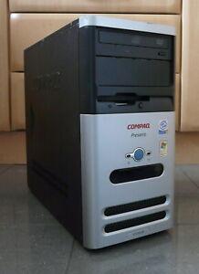 Compaq Presario S7150UK Pentium4 2.66GHz/1GB/80GB/Radeon 9200 WIN 98 SE VINTAGE