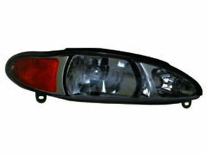 For 1997-1999 Mercury Tracer Headlight Assembly Right - Passenger Side 72279HT