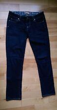 Paige Premium Denim Blue Heights 26 Slim Skinny Stretch Dark wash jeans PERFECT