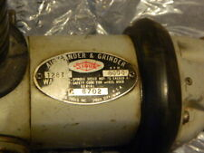 Sioux Tools 7 inch Right Angle Air Sander grinder 1287 lightly used. Works Great
