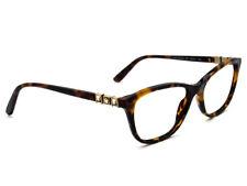 Versace Eyeglasses MOD. 3213-B 944 Tortoise Rectangular Frame 54[]17 140 Gems