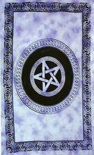 Couvre-lit Simple Pentagrame Violet