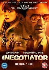 The Negotiator [DVD] Jon Hamm - Action movie film - NEW - Beirut Story