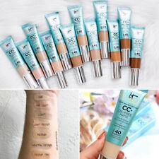 It Cosmetics Foundation Cream SPF 40 Oil-Control Skin Full Cover Dark Circle Eye