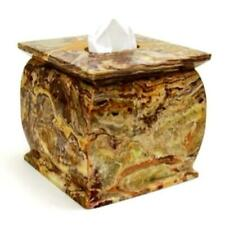 Multi Green Onyx Tissue Cover | Pacific Collection