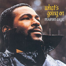 Marvin Gaye ‎– What's Going On  CD