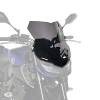 YAMAHA MT09 FZ9 17-18 ERMAX 38CM SMOKE TOURING SCREEN WINDSCREEN TO02Y22-03