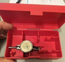 Swiss Brown Amp Sharpe 74111370 Interapid 312b 1 0005 060 Dial Test Indicator