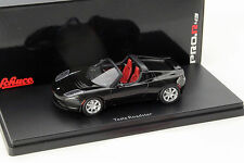 Tesla Roadster schwarz 1:43 Schuco