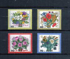 Berlin 1974 postfrisch Nr. 473 - 476 ** Blumen - Flowers