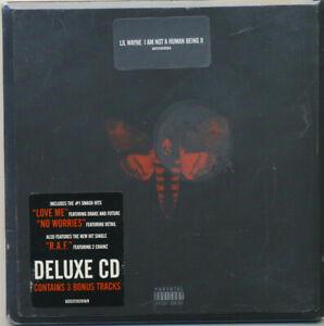 Lil Wayne – I Am Not A Human Being II CD Cash Money NEW/SEALED Digisleeve