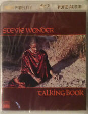 Stevie Wonder - Talking Book  Blu-ray Audio (Stereo, Ultra High Quality Audio)