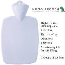 The Hottie Hot Water Bottle Purple 35x20cm