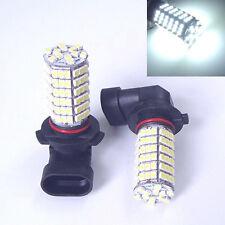 2x 9006 HB4 6000K High Power 120SMD LED Car Fog Bright Light Bulb Fit For Holden