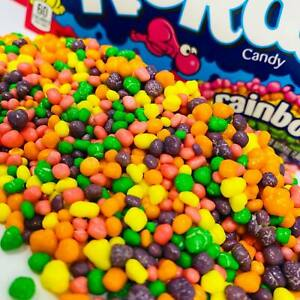 NERDS Rainbow CANDY - FRESH & BEST PRICE - 1/4LB to 10lb - BULK -SHIP FREE