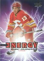 2019-20 Upper Deck Hockey Pure Energy #PE-9 Johnny Gaudreau