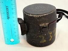 """Pentax SMC 3.5/24 Black Hard Lens Case 3.5""""tall x 2 3/4""""w - 24mm f3.5"""