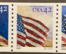 4228 - 4231 - .42 Flags- PNC5 - #S1111111 - MNH