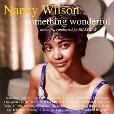 Nancy Wilson - Something Wonderful CD