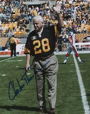 Clendon Thomas Pittsburgh Steelers Football SIGNED 8x10 Photo COA!