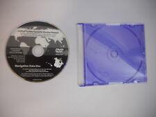 2007-2010 Chevy GMC Truck Navigation Data Disc Part Number 25974486 Version 4.0c