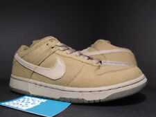 2006 Nike Dunk Low Pro SB SPANISH MOSS SANDALWOOD BROWN BLACK HEMP 304292-321 6