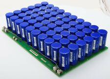 Maxwell Ultra Capacitor Bank 6 Farads 160v Dc 60x Each 350 Farads 27v In Series