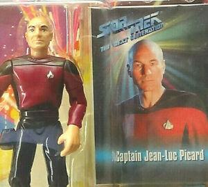 Captain Jean-Luc Picard 1st Season Unif 93 Playmate Star Trek Next Gen Seald TNG