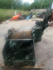 More details for hydraulic winch 50-70 ton (never used)