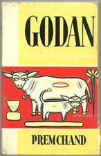 Godan A Novel of Peasant India by Premchand 1972
