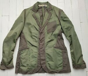 FAKE LONDON GENUIS Lightweight Nylon & Cotton Jacket - LARGE - COOL & VERY RARE