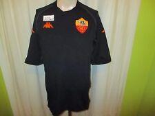 """As ROMA KAPPA ORIGINALE MAGLIA spartitraffico 2002/03 """"senza lo sponsor interno"""" Taglia XL-XXL"""