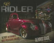 50 Years of the Ridler: Detroit Autorama's Most Prestigious Award