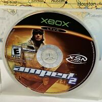 SHIPS SAME DAY Amped 2 (Original Xbox, 2003) Snowboarding, Disc Only, Tested