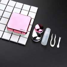 Hot Contact Lens Portable Mini Plastic Travel Holder Storage Soaking Box Case