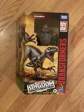 """Transformers WFC War for Cybertron Kingdom 7"""" Voyager DINOBOT Wave 2 *IN STOCK*"""