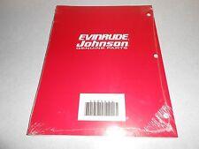 NEW 2002/2003 3.5, 6, 8 HP OEM JOHNSON BRP Outboard Repair & Service Manual