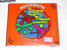 Pooh - Musica dentro - CD 1994 -  SIGILLATO