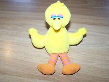 "Gund 2008 Sesame Street Big Bird Bigbird Beanbag Bean Bag Plush Animal 7"" Toy"